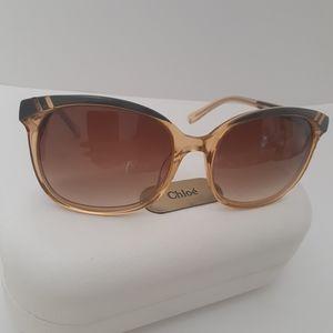 Chloé Belladone Cateye Sunglasses